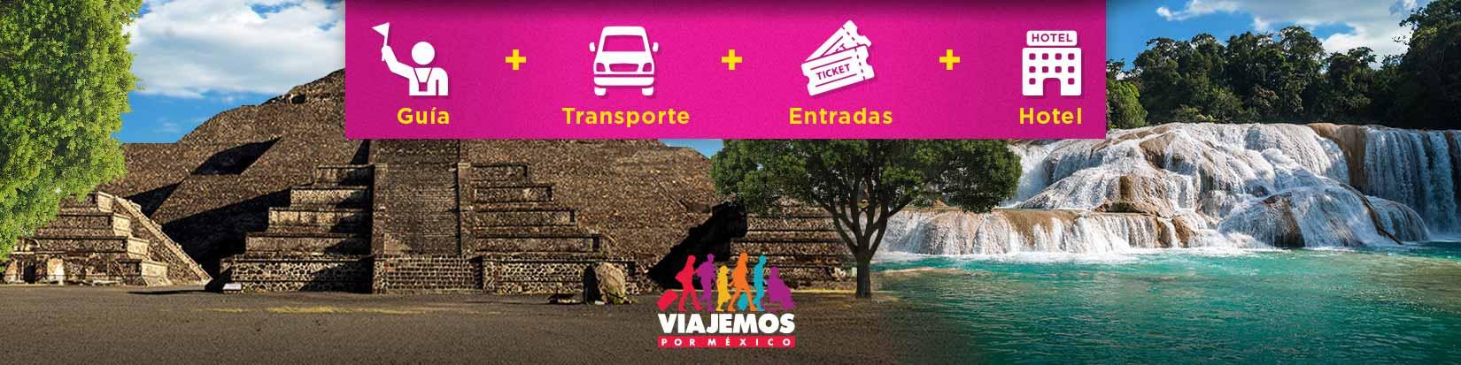 Paquetes Chiapas hasta 10 Días de Viaje