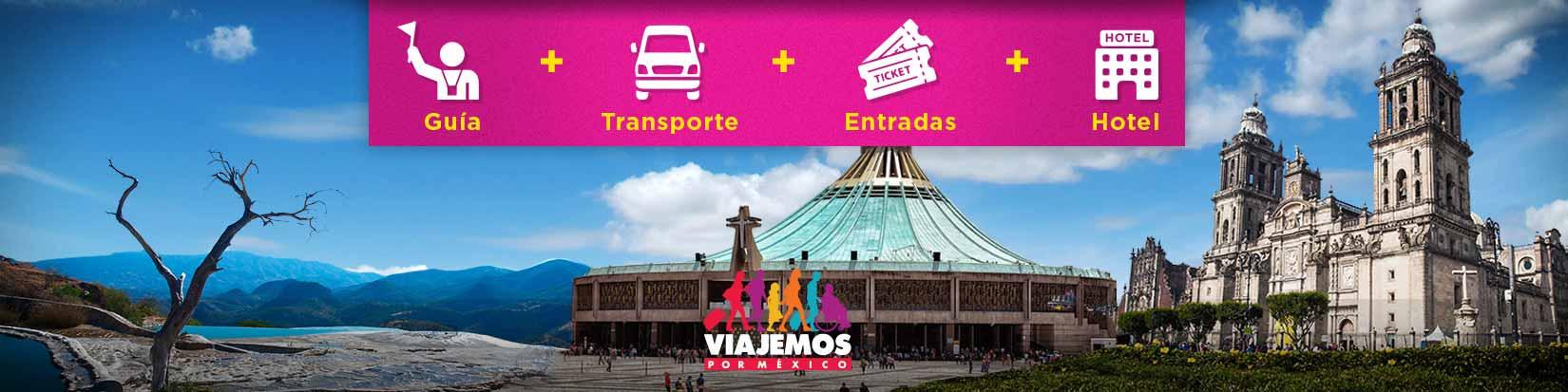 Paquetes Oaxaca hasta 11 Días de Viaje