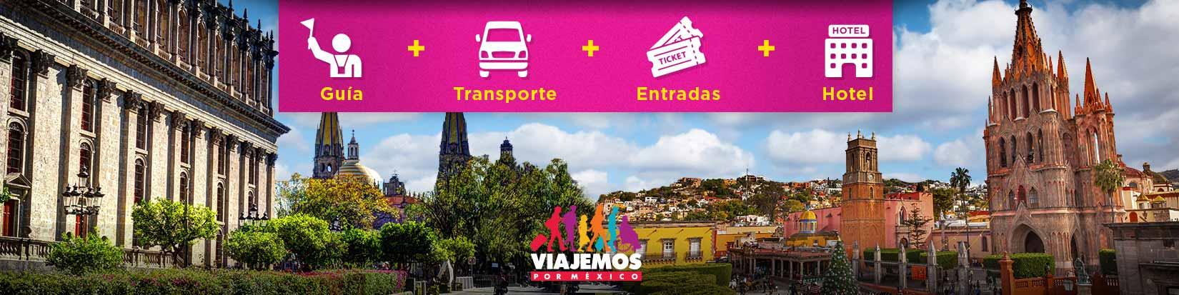 Ciudades Coloniales hasta 11 días de Viaje