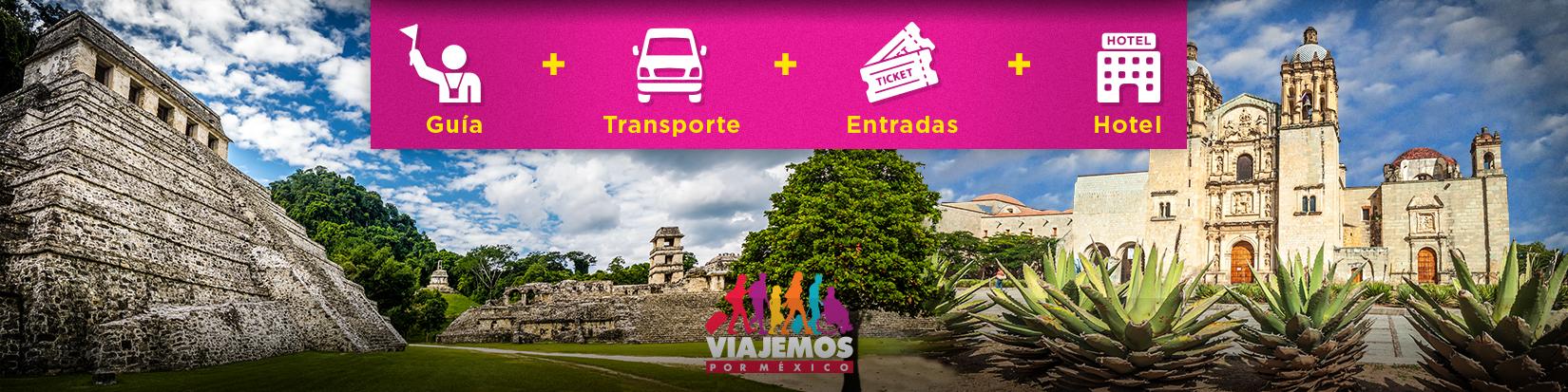 Gran Circuito de México Hasta 19 Días de Viaje