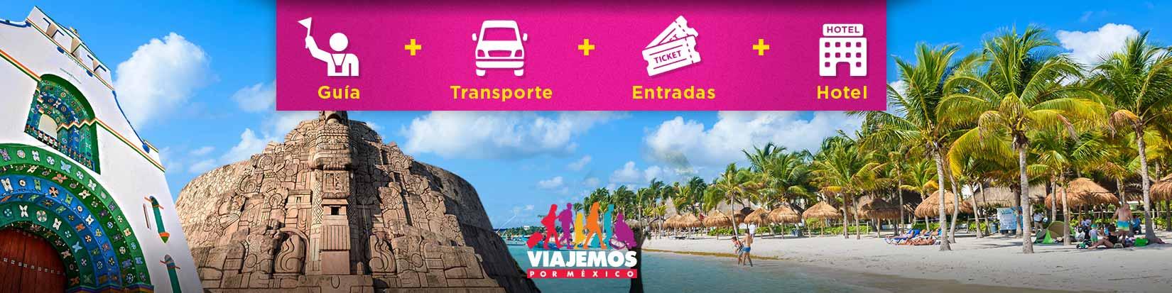 Sureste Mexicano hasta 14 días de viaje