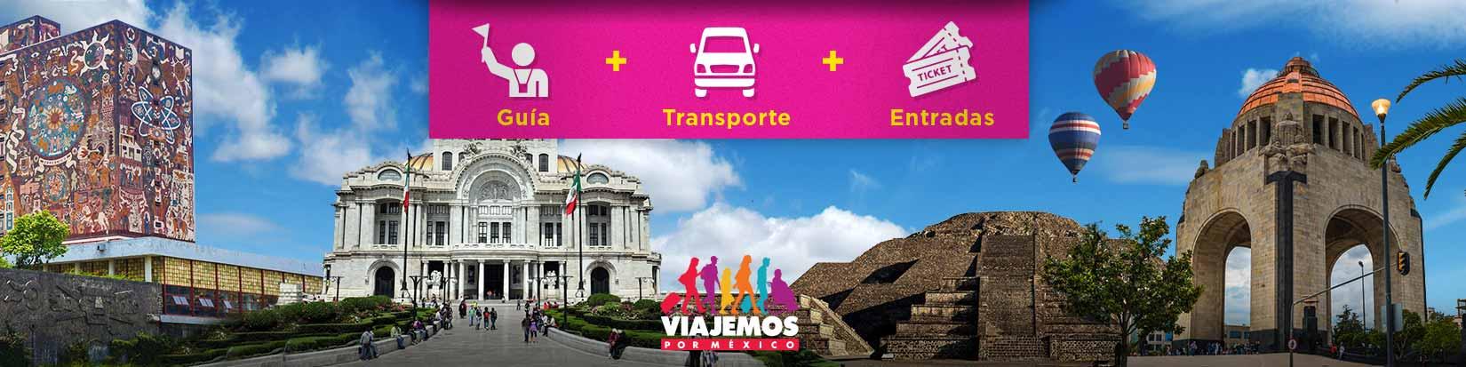 Tours / Excursiones en CDMX de hasta 10 hrs