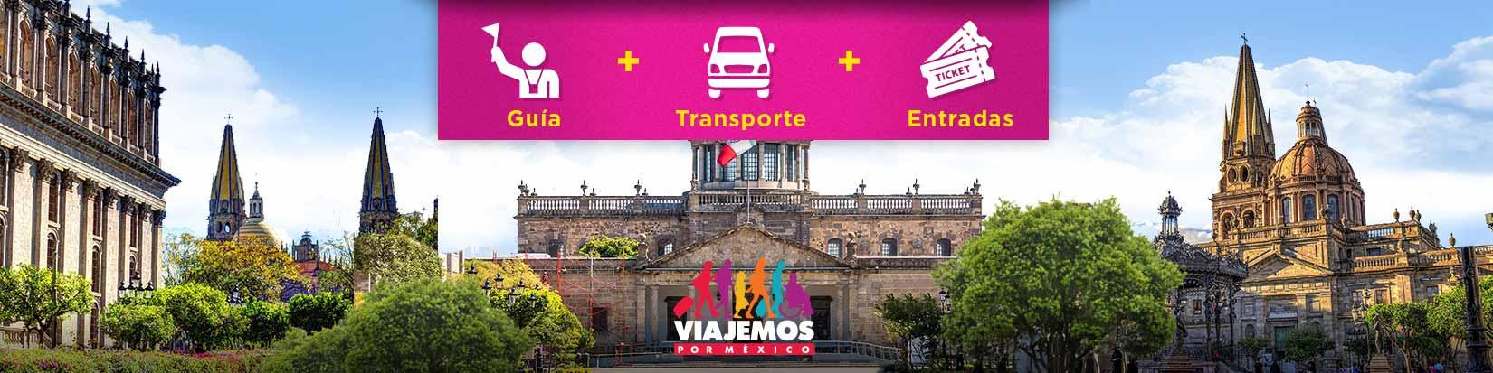 Tours / Excursiones en Guadalajara de hasta 10 hrs