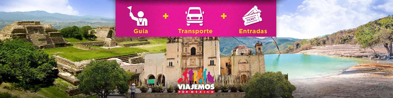 Tours / Excursiones en Oaxaca de hasta 10 hrs