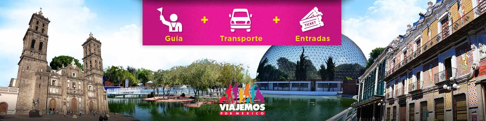 Tours / Excursiones en Puebla de hasta 10 hrs