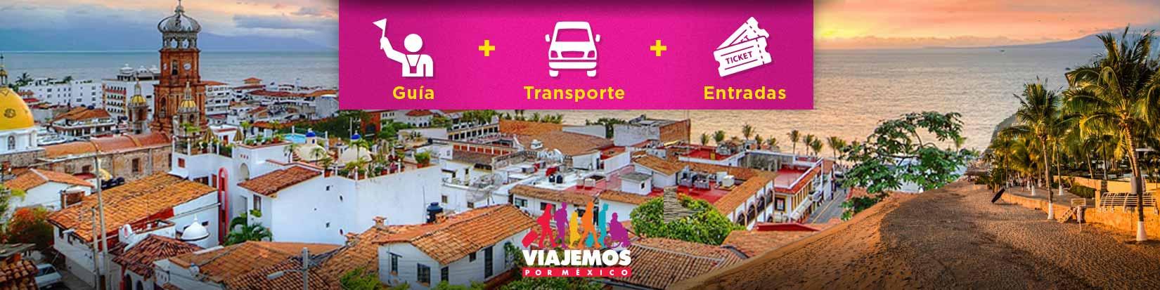 Tours / Excursiones en Vallarta de hasta 10 hrs