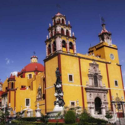 Tour de 7 días por la Ruta Tesoros Coloniales visitando Guanajuato, Zacatecas, Guadalajara desde la Ciudad de México