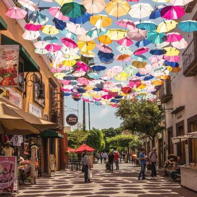Tour de 6 días de la Ruta Ciudades Virreinales visitando Morelia, Guanajuato y Queretaro desde la Ciudad de México