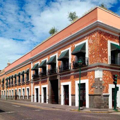 Tour Combinado de un día por la Ciudad, Museo Amparo, Biblioteca Palafoxiana y más