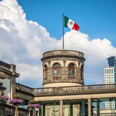 Aztecas y Mayas Express