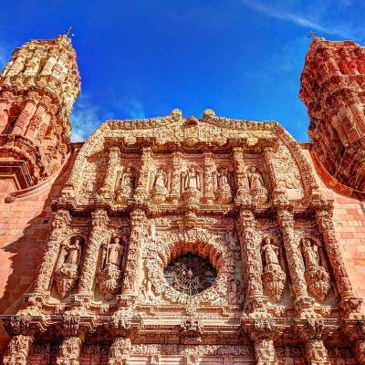 Tour de medio día por la Ciudad de Zacatecas visitando la Mina El Edén, Cerro de la Buda, Catedral y más