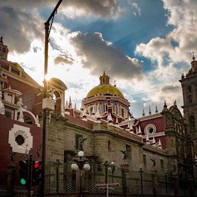 3 días de lo más maravilloso de Cd de México, incluye visita a Cholula y Puebla