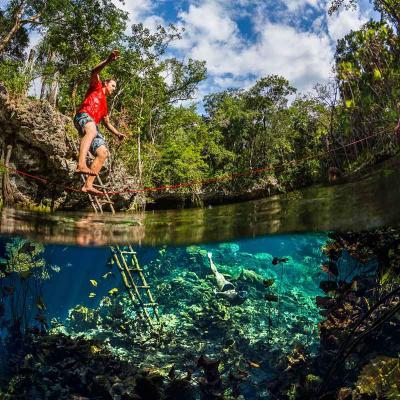 Cenote Trail