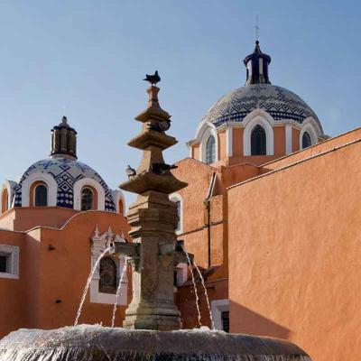 Tour de un día a Tlaxcala y Zona Arqueológica de Cacaxtla desde Puebla