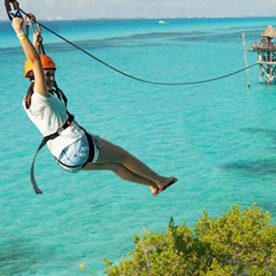Tour Splash Parque Garrafón Isla Mujeres