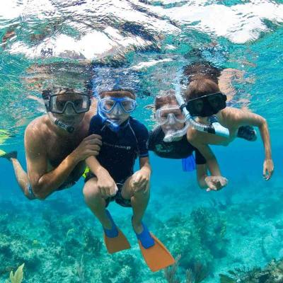 Super Safari Snorkel Camping