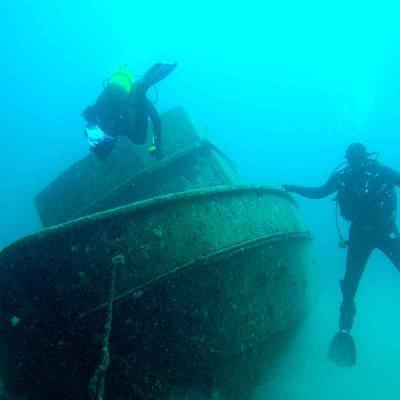 Discover Scuba Diving (2 Tanques)
