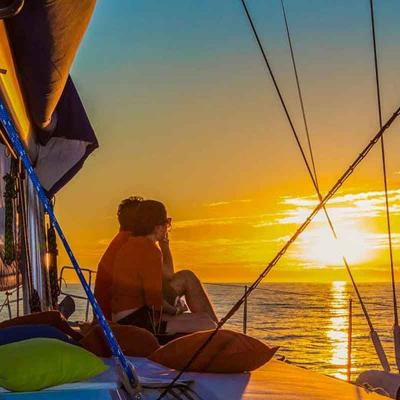 Luxury Sunset Sailing desde San Jose del Cabo