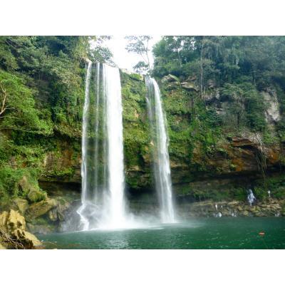 Chiapas Natural, Palenque y Campamento en 7 días