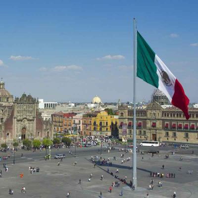 Tour combinado por la Ciudad de México y el Museo de Antropología desde la Ciudad de México