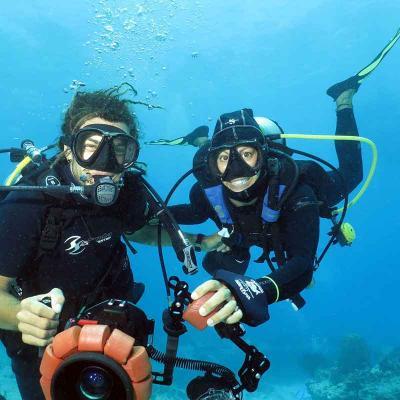 Scuba Dive at Marietas Islands