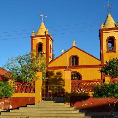 Secreto minero (El Triunfo, San Antonio, Santuario de los Cactus)