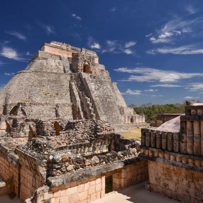 Tour Combinado de 5 días por la Cd. de México y Mérida