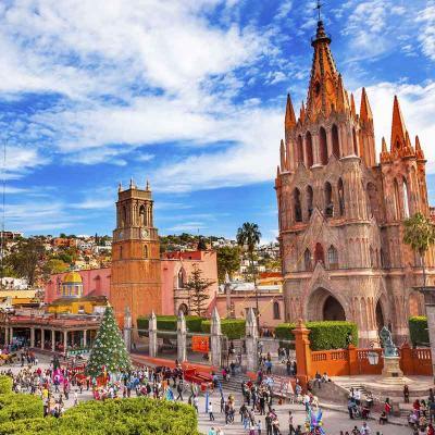 8 días por la Ruta de las Ciudades Coloniales Extendido: Guanajuato, Zacatecas, Guadalajara y más
