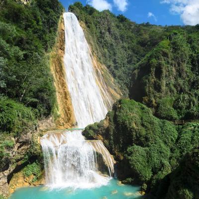 Tour Combinado de 5 días a Cd. de México y Chiapas: Teotihuacán, Cañón del Sumidero, San Cristóbal y más