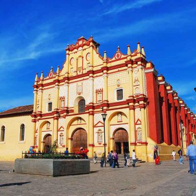 14 días en Cd. de México y la Península de Yucatán, visite CDMX, Chiapas, Mérida y Cancún