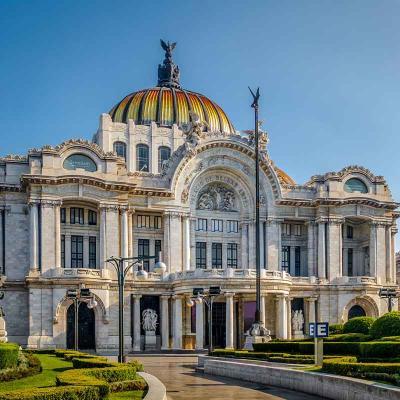 El Gran Circuito de México Tradicional. Inicia Todos los Días.