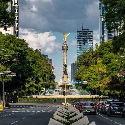18 días por la Ruta Azteca y Maya Extendido: Visitando CDMX, Puebla, Oaxaca, Chiapas, Yucatán y Cancún