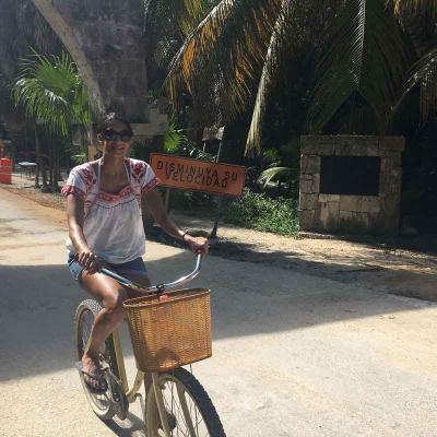 Sian Ka'an Bike Tour