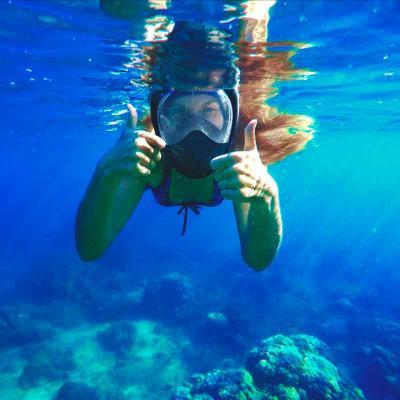 Snorkeling By The Arch (Con Transportación)