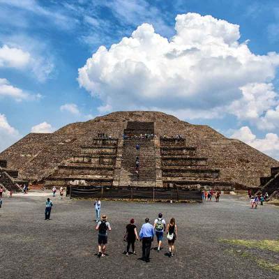 Ciudad de México y Península Express