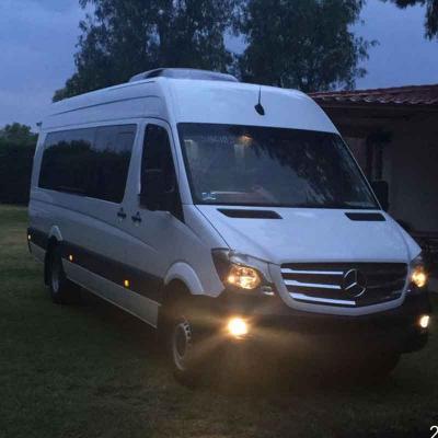 Transporte Aeropuerto - 7 pax hasta Cancún/Moon Palace/Puerto Juarez