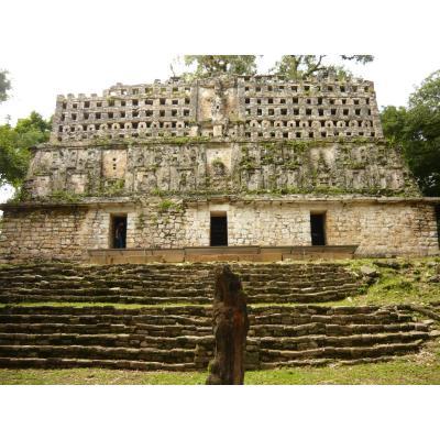 Campamento con Chiapas Natural y Arqueológico en 7 días