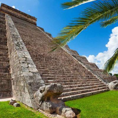 Chichen Itzá Básico Riviera Maya