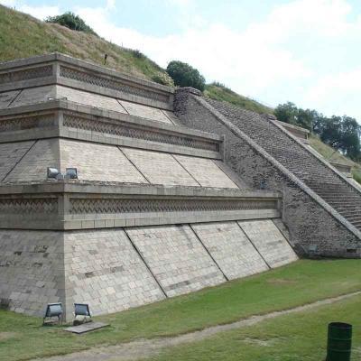 Tour de medio día a Pirámide de Cholula y Santuario de la Virgen de los Remedios