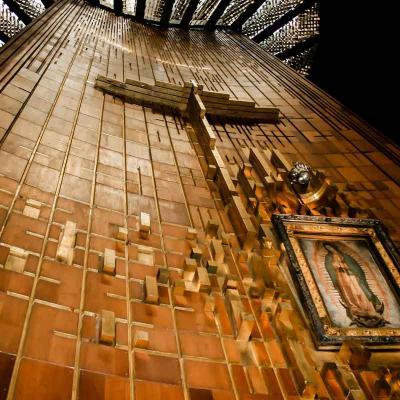 Tour combinado a la Basílica de Guadalupe y  las Pirámides de Teotihuacán desde la Ciudad de México