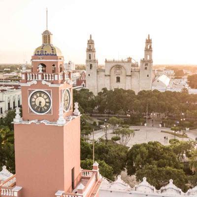 Recorrido de medio día por el Centro Histórico de la Ciudad de Mérida