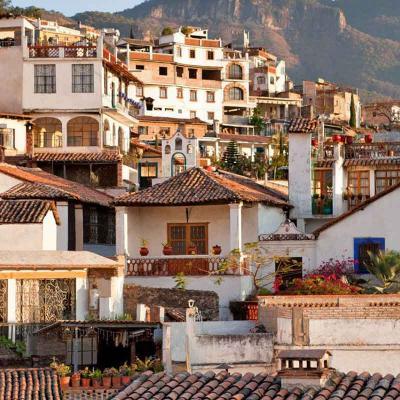 Tour de un día por la Ciudad de Taxco y Grutas de Cacahuamilpa desde la Ciudad de México