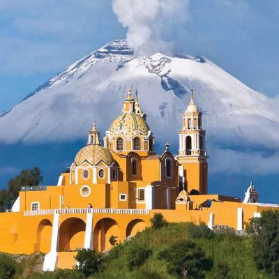 Tour de un día a la Ciudad de Puebla y Cholula desde la Ciudad de México