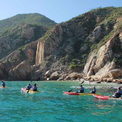 Land's end Kayak & Snorkel (Niño)