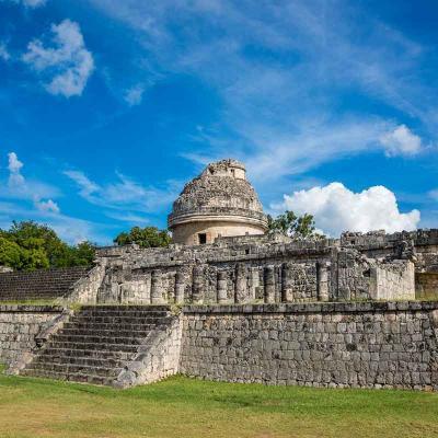 Tour a Zona Arqueológica de Chichén Itzá