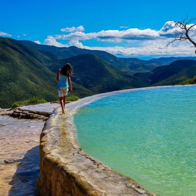 4 días de Oaxaca Arqueológico y Ecoturístico: Monte Albán, Mitla y Hierve el Agua