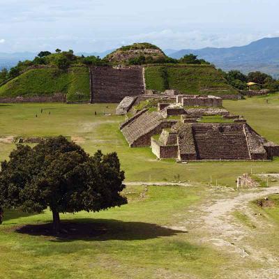 Tour de un día a la Zona Arqueológica de Monte Albán y Pueblos Artesanos (Alebrijes y Barro Negro)