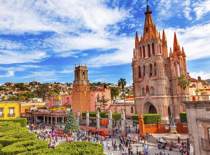 Paquetes Turísticos en México